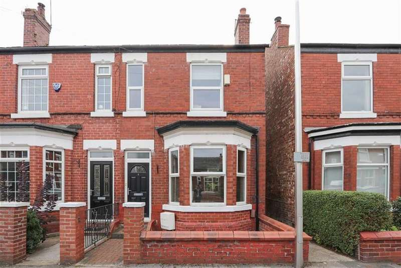 3 Bedrooms Semi Detached House for sale in Ellesmere Road, Cheadle Heath, Stockport