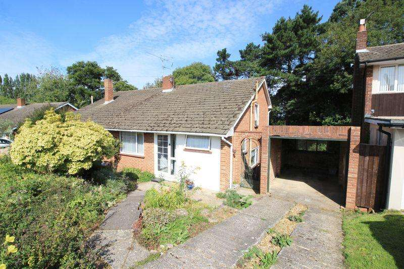 3 Bedrooms Semi Detached House for sale in Moat Hill, Southampton