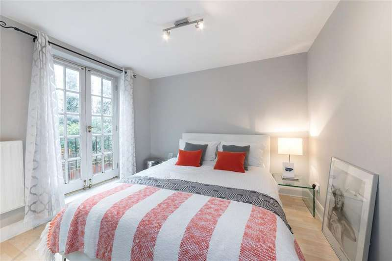 2 Bedrooms Flat for sale in Andover Place, London