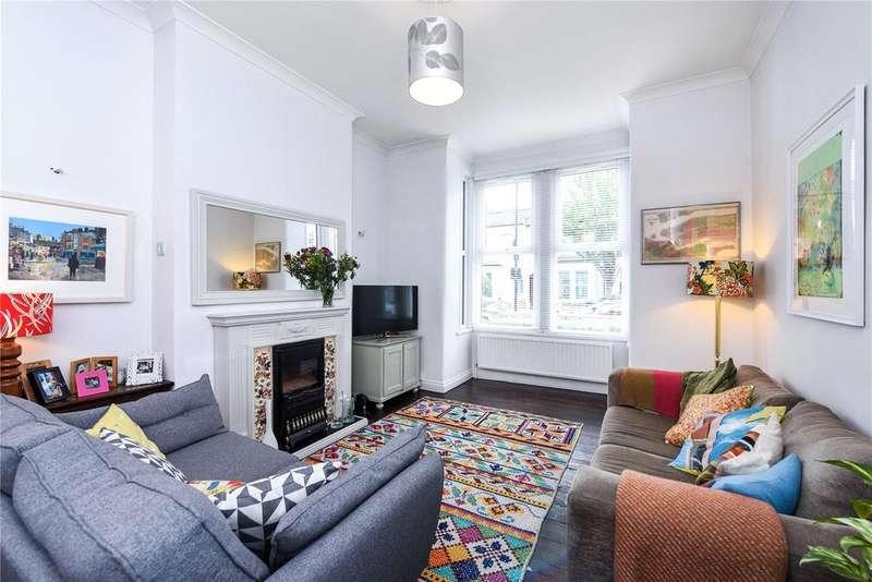 3 Bedrooms Terraced House for sale in Lothair Road North, Harringay, London, N4