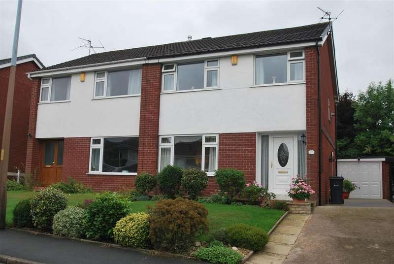 3 Bedrooms Semi Detached House for sale in 27 The Willows, Frodsham