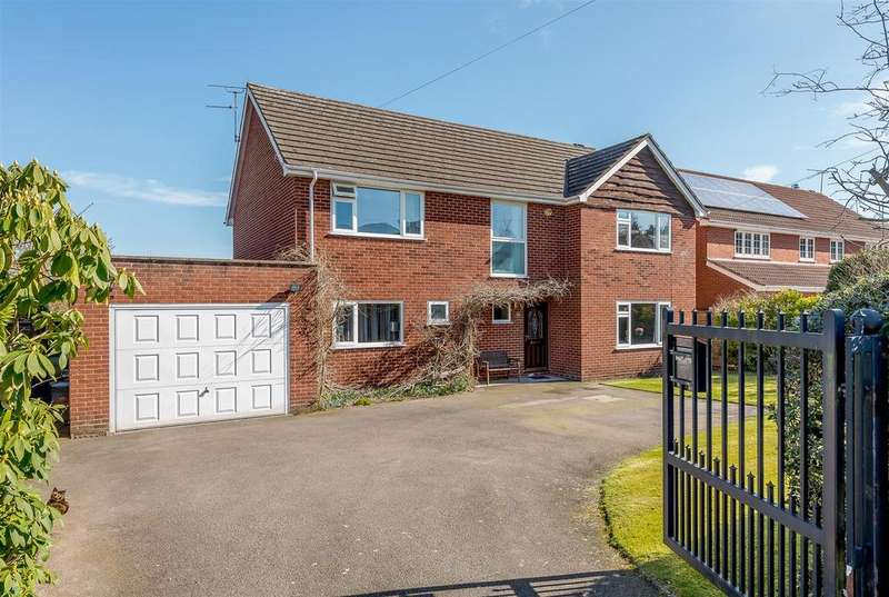 4 Bedrooms Detached House for sale in Meeting House Lane, Balsall Common