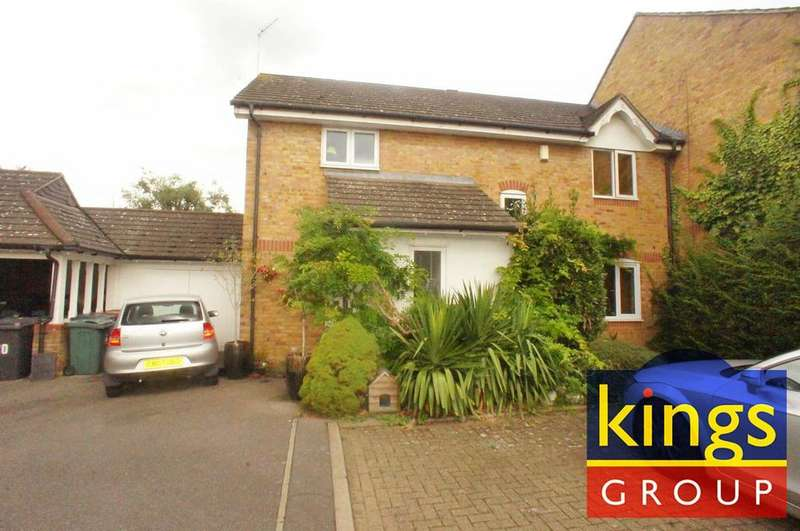 3 Bedrooms House for sale in Brook Meadow Close, Woodford Green