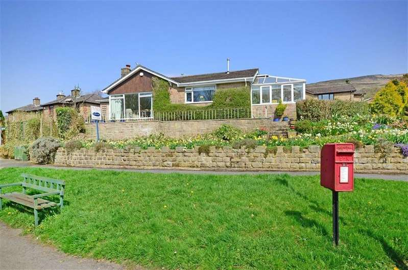3 Bedrooms Bungalow for sale in Ashwell, West Lees Road, Bamford, Hope Valley, Derbyshire, S33
