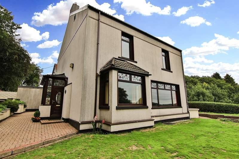 5 Bedrooms Detached House for sale in The Park, Blaenavon, Pontypool