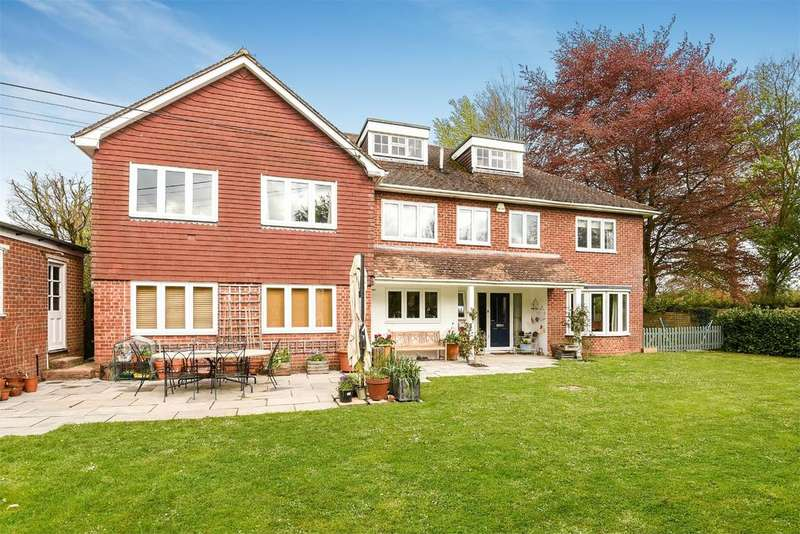 6 Bedrooms Detached House for sale in Station Hill, Itchen Abbas, Hampshire, SO21