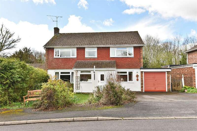 5 Bedrooms Detached House for sale in Abbey Hill Road, Winchester, Hampshire, SO23
