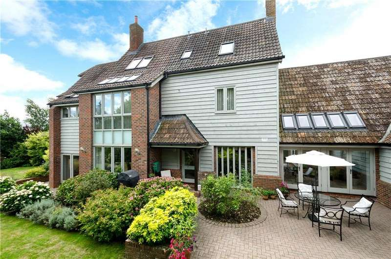5 Bedrooms Detached House for sale in The Grange, High Street, Chapmanslade, Wiltshire, BA13