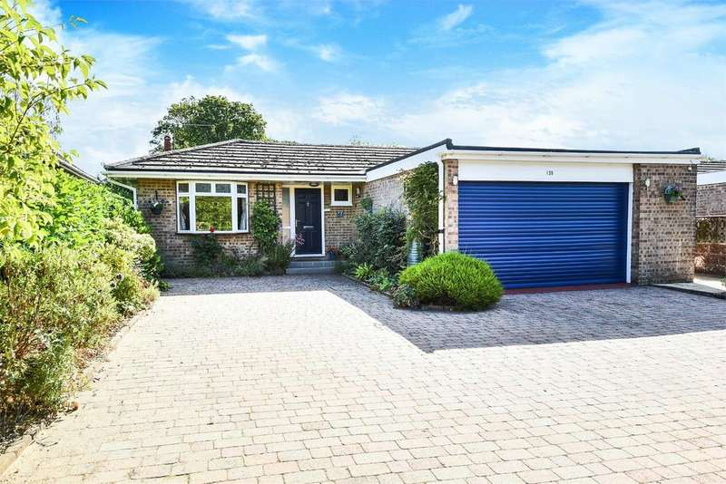 4 Bedrooms Bungalow for sale in Pitmore Road, Allbrook, Eastleigh, Hampshire, SO50