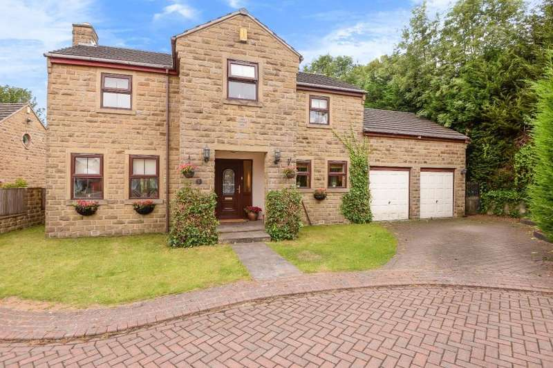 4 Bedrooms Detached House for sale in CHURCH CROFT, LOFTHOUSE, WAKEFIELD, WF3 3SQ
