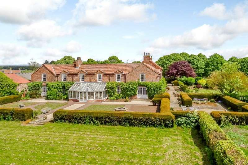 5 Bedrooms House for sale in Breckenbrough House, Breckenbrough, Thirsk, North Yorkshire, YO7