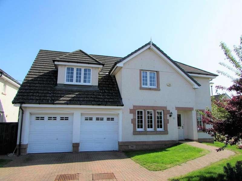 4 Bedrooms Detached House for sale in Wedderburn Road, Dunblane, FK15