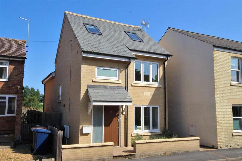 4 Bedrooms Detached House for sale in Seymour Street, Cambridge