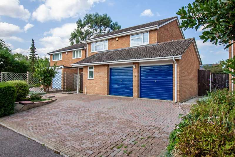 4 Bedrooms Detached House for sale in Coton, Cambridge