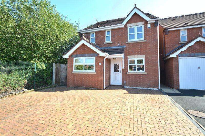 3 Bedrooms Detached House for sale in Woodhouse Way, CRADLEY HEATH, B64 5EL