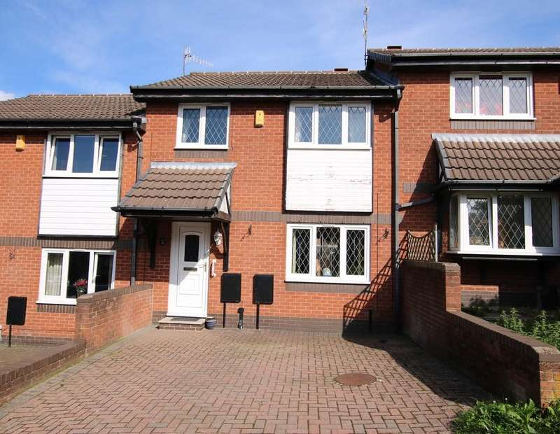 2 Bedrooms Terraced House for sale in Heys Court, Livesey