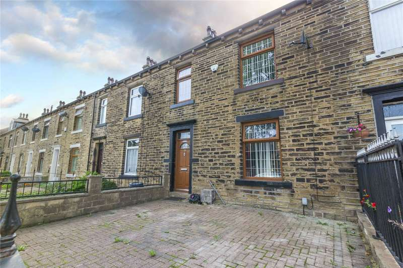 5 Bedrooms Terraced House for sale in Gibraltar Road, Halifax, West Yorkshire, HX1
