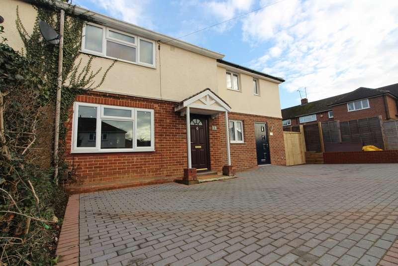 2 Bedrooms Terraced House for sale in Windsor Way, Calcot RG31