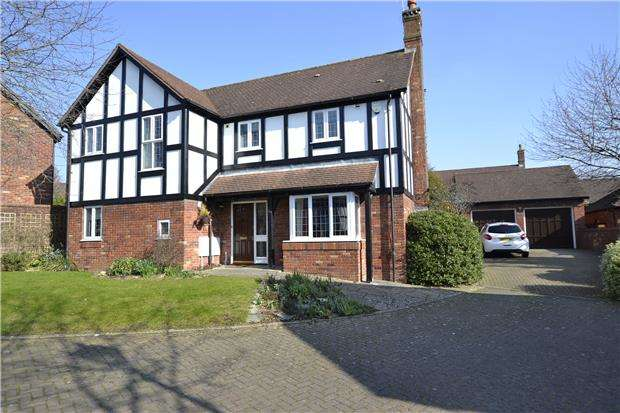 4 Bedrooms Detached House for sale in Holmwood Gardens, BRISTOL, BS9 3EB