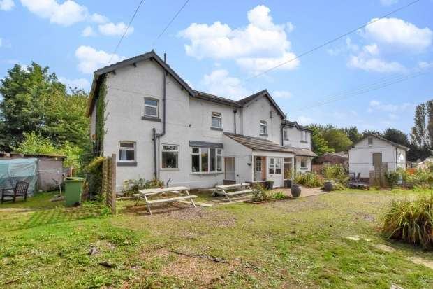 6 Bedrooms Detached House for sale in Naburn, York, North Yorkshire, YO19 4RW