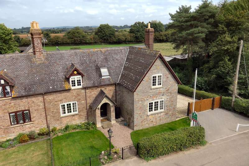 4 Bedrooms Cottage House for sale in Cowship Lane, Cromhall, GL12