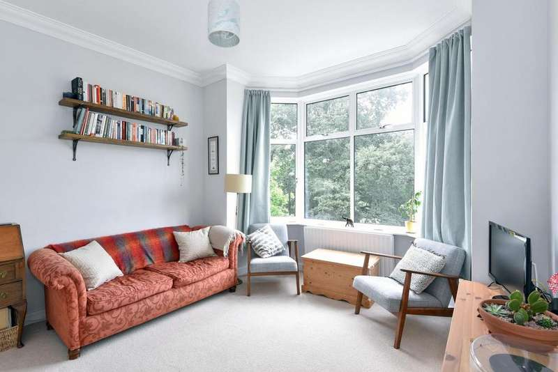 2 Bedrooms Flat for sale in Longton Avenue, Sydenham