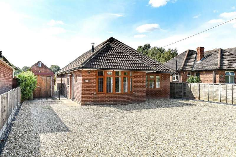 3 Bedrooms Detached Bungalow for sale in Church Lane, Cherry Willingham, LN3