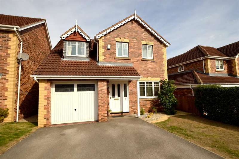 4 Bedrooms Detached House for sale in Lismore Close, Rothwell, Leeds