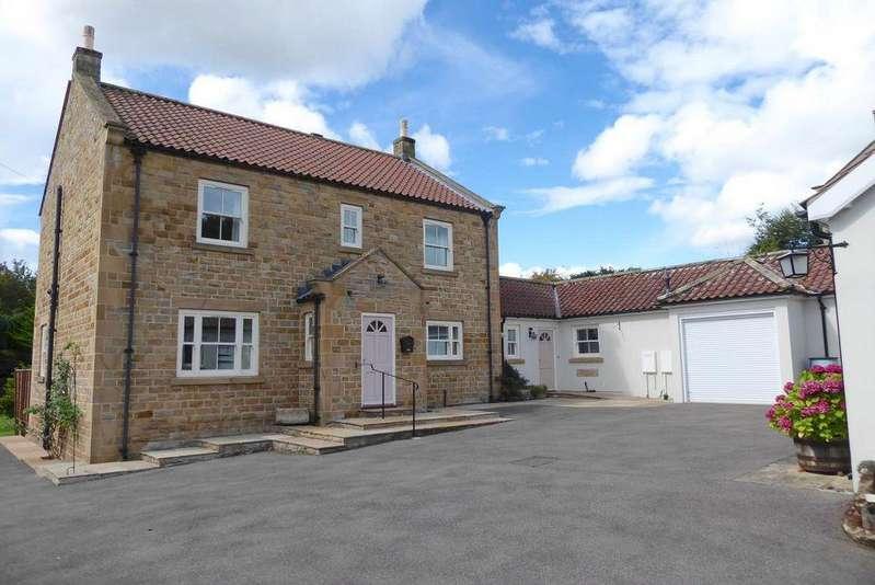 4 Bedrooms Detached House for sale in Datum House, Old Road, Kirkbymoorside YO62 6LP