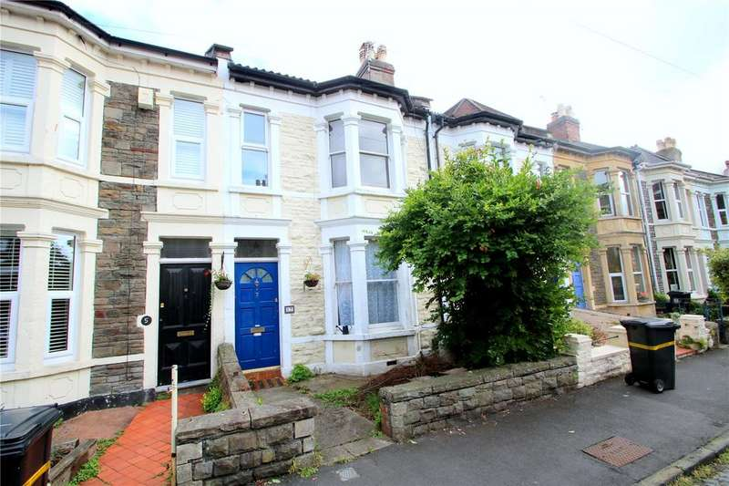 4 Bedrooms Terraced House for sale in Addison Road, Victoria Park, BRISTOL, BS3
