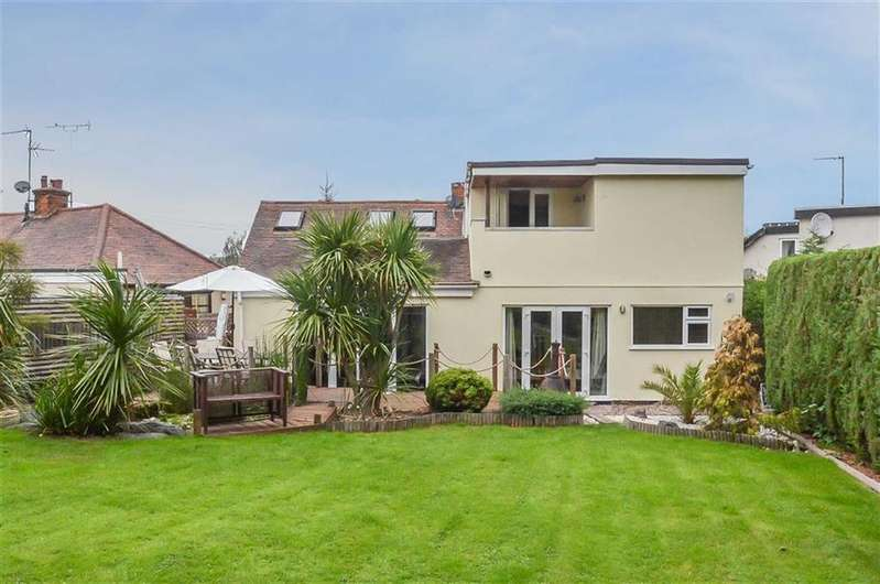 5 Bedrooms Detached House for sale in Central Close, Benfleet, Essex