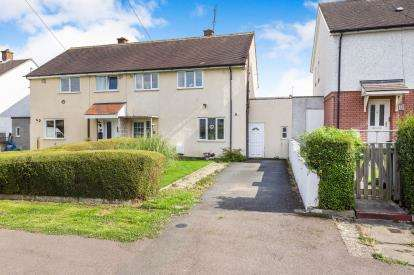 3 Bedrooms Semi Detached House for sale in Hawthorn Road, Cheltenham, Gloucestershire, Glos
