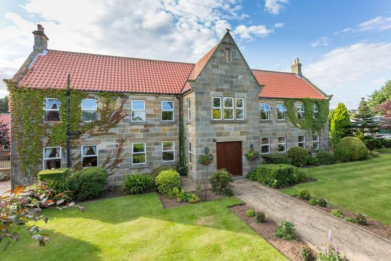 8 Bedrooms Country House Character Property for sale in Bartle Bridge, Yarm Lane, Great Ayton, Stokesley, TS9 6QB