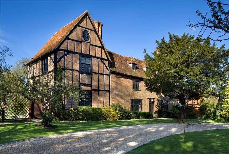 7 Bedrooms Detached House for sale in Grendon Underwood, Buckinghamshire, HP18