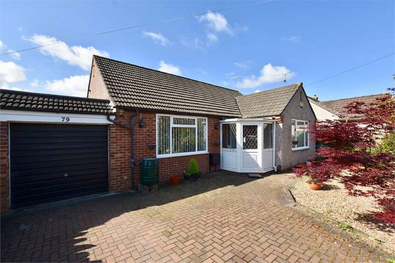 3 Bedrooms Detached Bungalow for sale in Southfield Road, Nailsea, Bristol, North Somerset