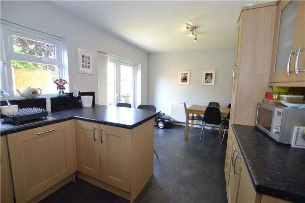 3 Bedrooms Semi Detached House for sale in Bindon Drive, Bristol, BS10 6PJ