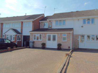 3 Bedrooms Semi Detached House for sale in Broxburn Close, Rushey Mead, Leicester, Leicestershire