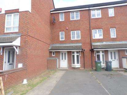 4 Bedrooms Terraced House for sale in Vowles Road, West Bromwich, West Midlands, .