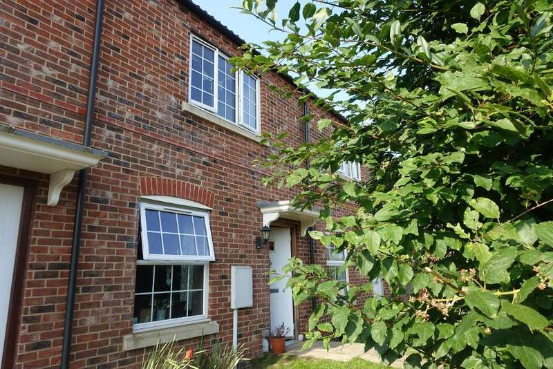 2 Bedrooms Terraced House for sale in Nursery Close, Long Sutton, Spalding, Lincolnshire, PE12 9GU