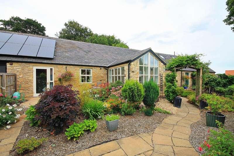 3 Bedrooms Barn Conversion Character Property for sale in Hallgarth Manor Farm, High Pittington, Durham