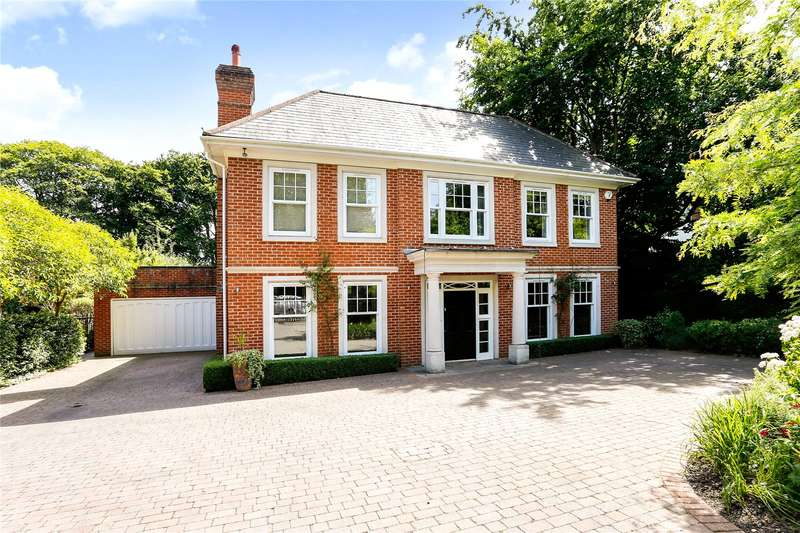 6 Bedrooms Detached House for sale in Clifton Road, Amersham, Buckinghamshire, HP6