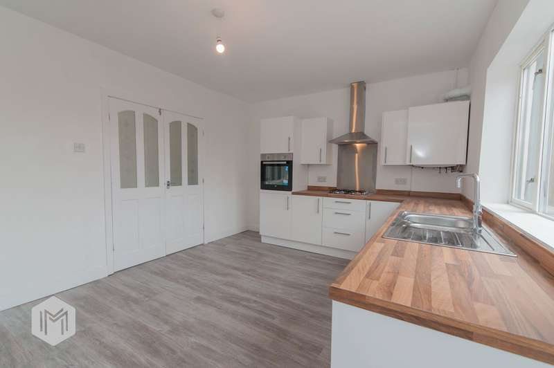 2 Bedrooms Terraced House for sale in Castle Hill Road, Hindley, Wigan, WN2
