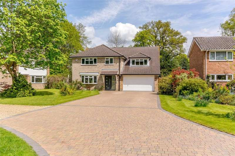 5 Bedrooms Detached House for sale in Oaklands Drive, Ascot, Berkshire