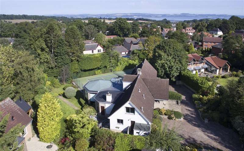 6 Bedrooms Detached House for sale in Barnton Brae, Edinburgh