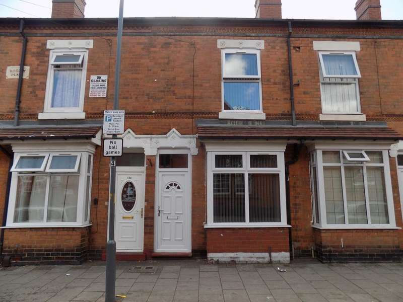 3 Bedrooms Terraced House for sale in Yew Tree Road, Aston, Birmingham B6