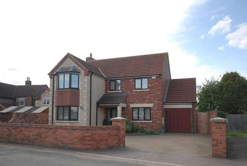 4 Bedrooms Detached House for sale in Burgins Lane, Waltham On The Wolds, Melton Mowbray