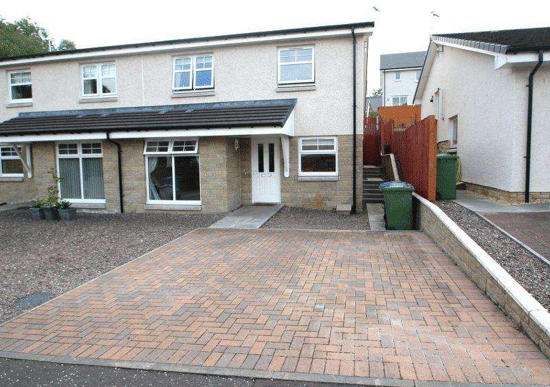 4 Bedrooms Semi Detached House for sale in Benbuck View, Coalsnaughton