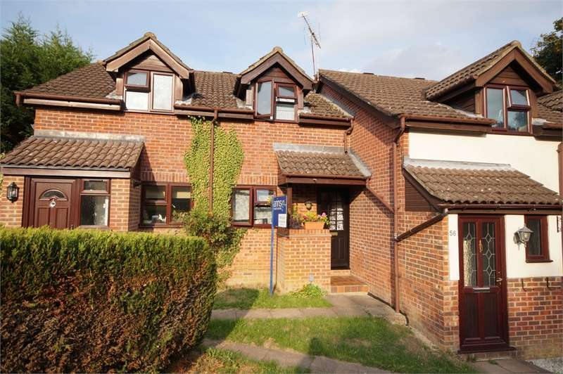 1 Bedroom Terraced House for sale in Hilmanton, Lower Earley, READING, Berkshire