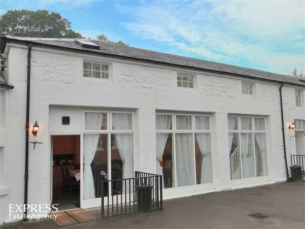 2 Bedrooms Terraced House for sale in Telford Mews, Beattock, Moffat, Dumfries and Galloway