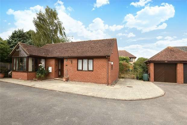 2 Bedrooms Detached Bungalow for sale in Kimbolton Road, Bedford